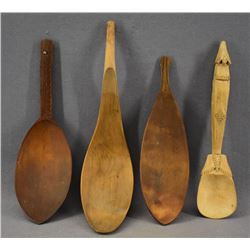 WOODLANDS WOODEN SPOONS