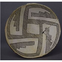 CHACO INDIAN POTTERY BOWL