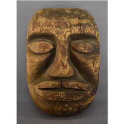 NORTHWEST COAST WOODEN MASK