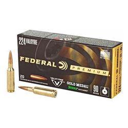 FED GOLD MDL 224VLK 90GR BTHP - 20 Rds