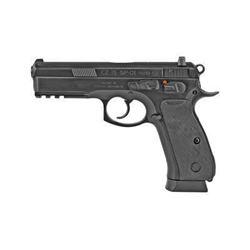 """CZ 75 SP-01 9MM 4.6"""" BLK 10RD"""