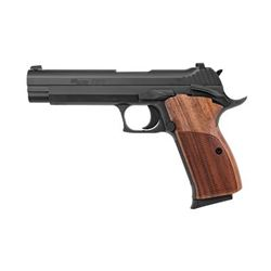 "SIG P210 STANDARD 9MM 5"" BLK 8RD AS"