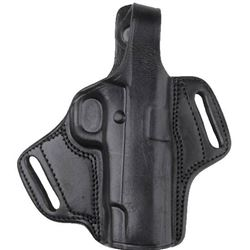 Bulldog Cases Deluxe Molded Leather Holster