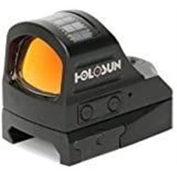 Holosun HS507C-V2 Multi-Reticle