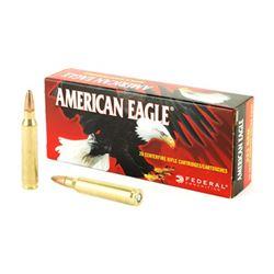 FED AM EAGLE 223 REM 50GR JHP - 20 Rds