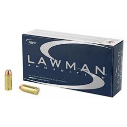 SPR LAWMAN 40SW 180GR TMJ - 50 Rds