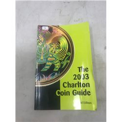 The 2003 Charlton Coin Guide, 42nd Edition. By W.K. Cross. (The book which lists the prices dealers