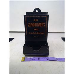 Schwinghamers - Match Box Holder - Very Good Condition