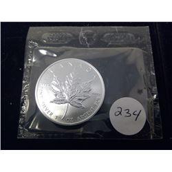 5$ Coin, 1 oz. Fine Silver