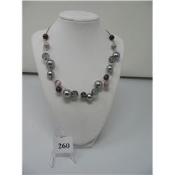 COSTUME JEWERY - Lot of 3 brand named pieces -  Lia Sophia,  Ardene,  Jessica - Necklaces & earrings