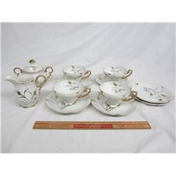 China Tea Cups Cream and Sugar no damage