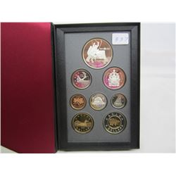 1997 Proof Set most coins sterling