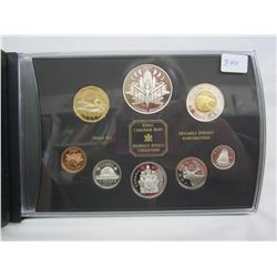 2000 Proof Set most cions sterling