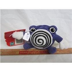 Vintage 1998 Pokémon plush toy with tags
