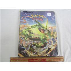 Vintage Pokémon Binder full of cards