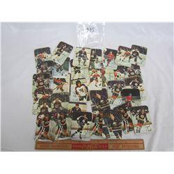 Lot of 33 OPC 1977 Hockey Cards