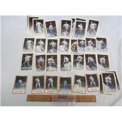 Mixed Lot of Regina Pats Hockey Cards 1980's