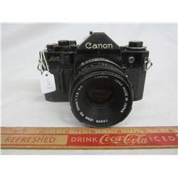Vintage Canon AE-1 35mm Camera