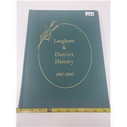 History book, Langham