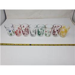 8 Swanky swig glasses