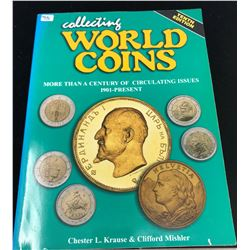 Collecting World Coins 1901 – Present. By Chester Krause & Clifford Mishler. 10thEdition. The stand
