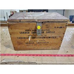 shotgun shell crate