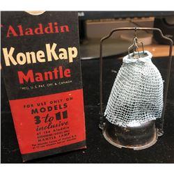 NOS Aladdin Konekap Mantle (Damaged)