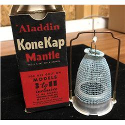NOS Aladdin Konekap Mantle (Some Damage)