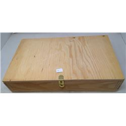 4 Compartment Coin Box - will hold up to 850-2x2 coins