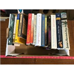 lot of 14 books various authors