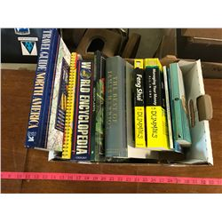 lot of 10 books various authors