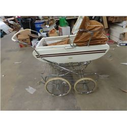 Vintage Gendron Baby Carriage