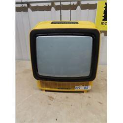 Retro Silelis Colored TV-