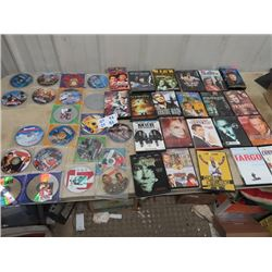 Approx 43 DVD Movies