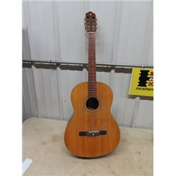 Yamaha S- 50A Accoustic Guitar