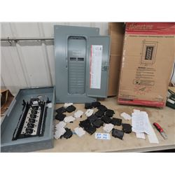 SA Approved Electric Panel w 25  Breakers