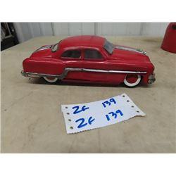 Metal Friction Car- Vintrage