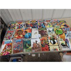Approx 23 Comics Modern & Vintage