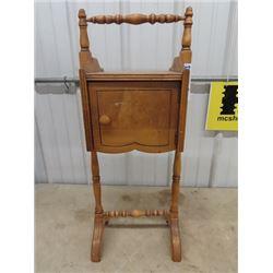 Hummidor Stand/ Cabinet