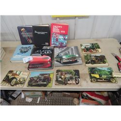 Mechanical Books, Car Books & Car Pictures