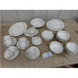 Approx 52 Place Setting - Johnson Bros.- Made In England