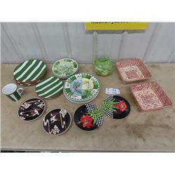 Ceramic Place Setting, Ovenware Plus More!