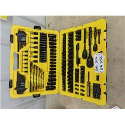 New Stanley 183 Pc Tool Set (Mainly Sockets)