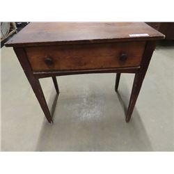 """Stand w Drawer 29.5"""" x 29.5"""" 19""""D"""