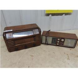 2 Radios- 1 RCA, 1 Viking