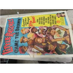 "Little Rascals Movie Poster 27"" x 40"""
