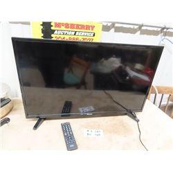 "2107 Toshiba 32"" TV w Remote"