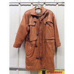 Heritage House Leather Ladies Jacket Size 6
