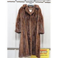 Hudson Bay Co. Ladies Fur Jacket