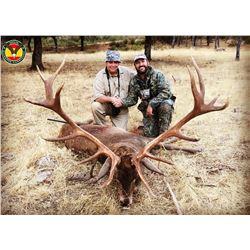 Giuseppe Carrizosa – SPAIN     4-day Red Deer Hunt for 1 hunter